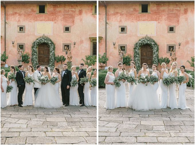 Wedding in Tuscany by Vera Wang Singapore - 023