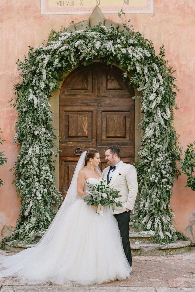 Wedding in Tuscany by Elias Kordelakos - 024