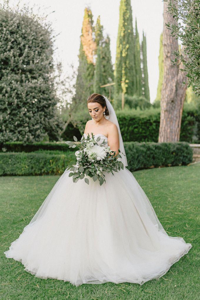 Wedding in Tuscany by Elias Kordelakos - 026
