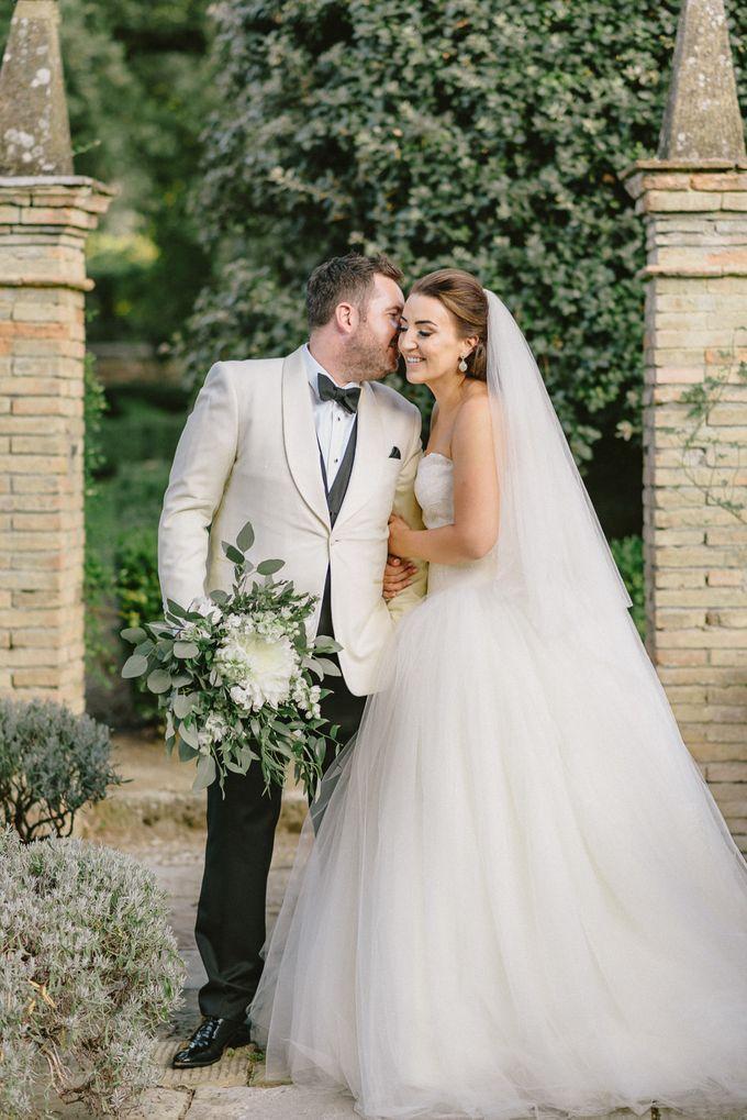 Wedding in Tuscany by Elias Kordelakos - 027