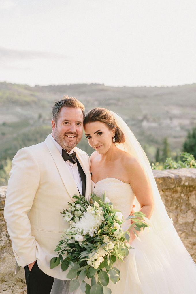 Wedding in Tuscany by Elias Kordelakos - 028