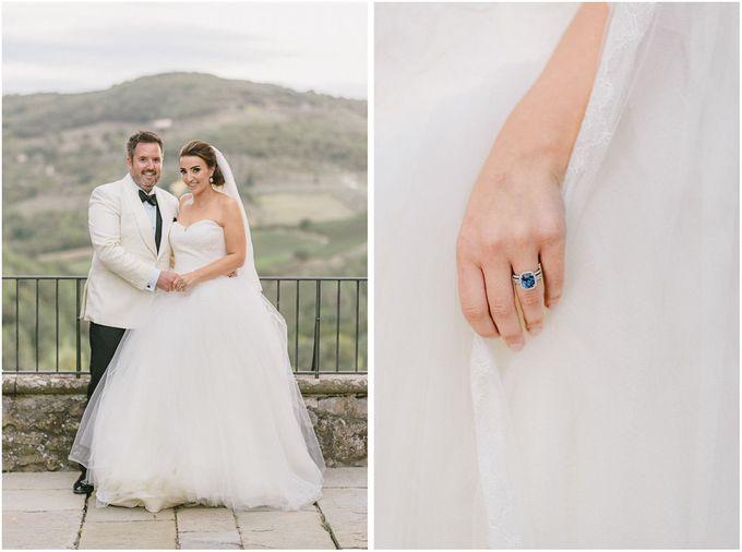 Wedding in Tuscany by Elias Kordelakos - 029