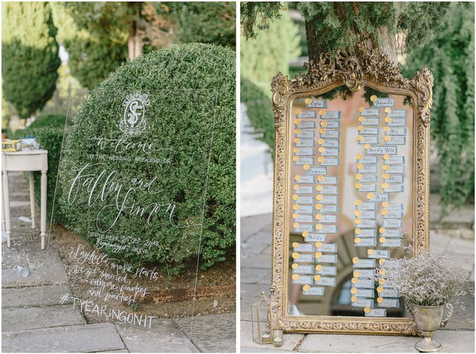 Wedding in Tuscany by Elias Kordelakos - 030