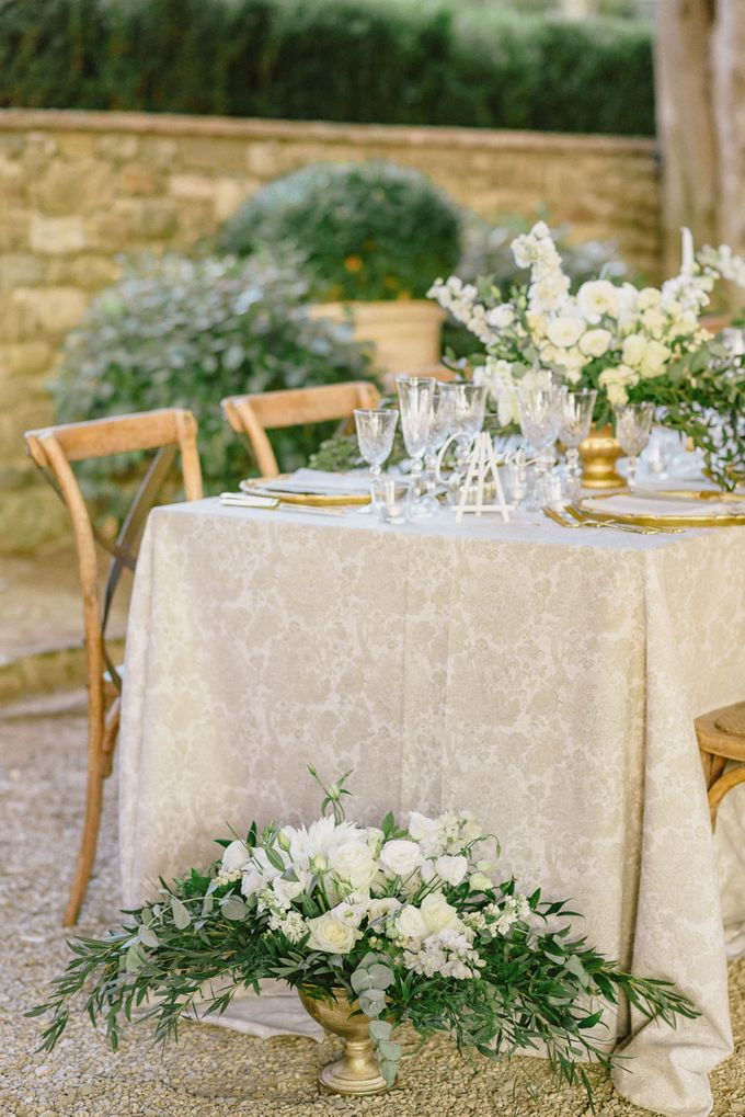 Wedding in Tuscany by Vera Wang Singapore - 031