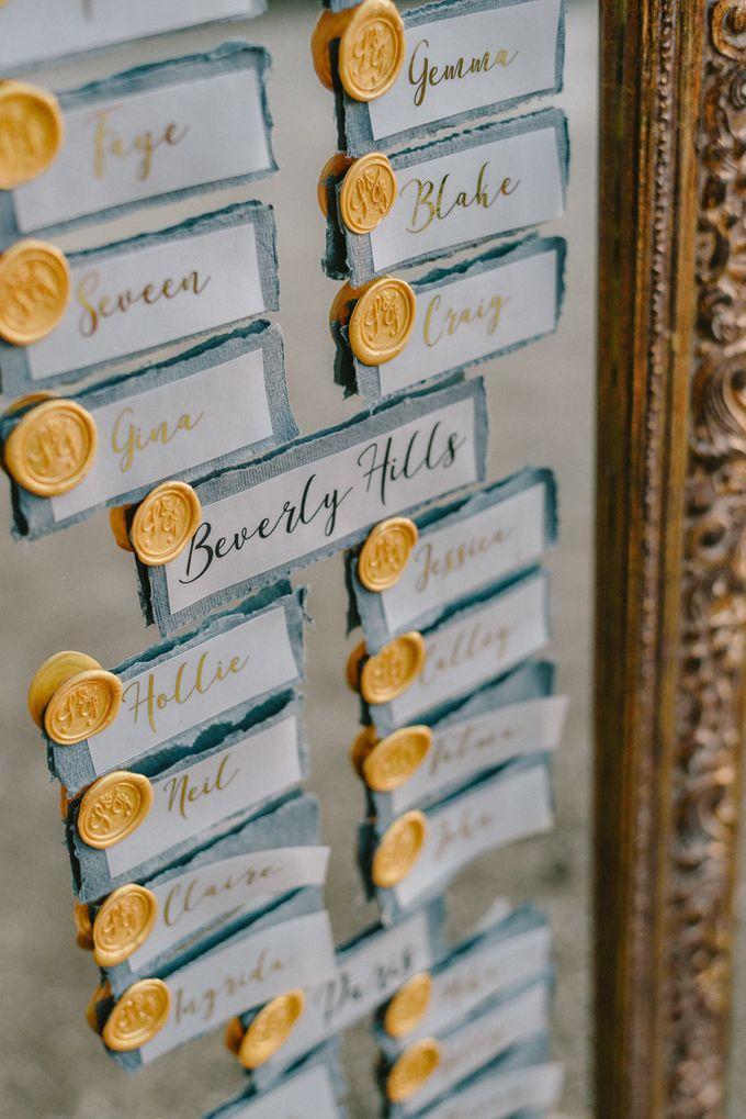 Wedding in Tuscany by Vera Wang Singapore - 037