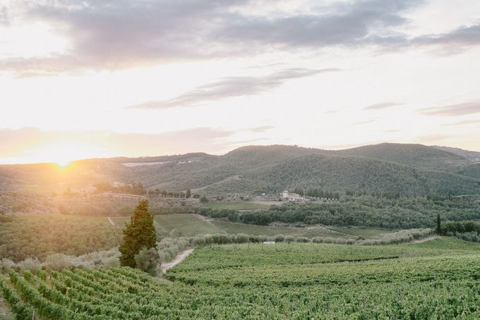 Wedding in Tuscany by Elias Kordelakos - 039