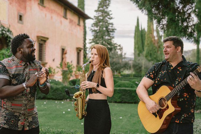 Wedding in Tuscany by Elias Kordelakos - 040