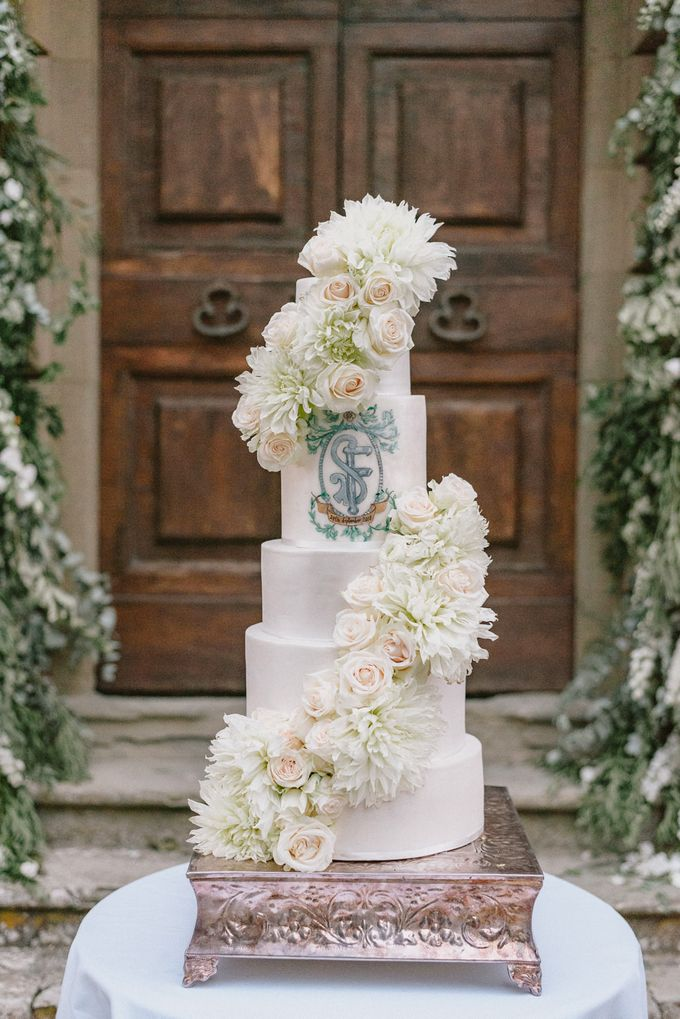 Wedding in Tuscany by Vera Wang Singapore - 041