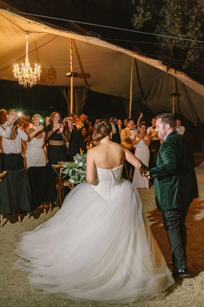 Wedding in Tuscany by Elias Kordelakos - 042