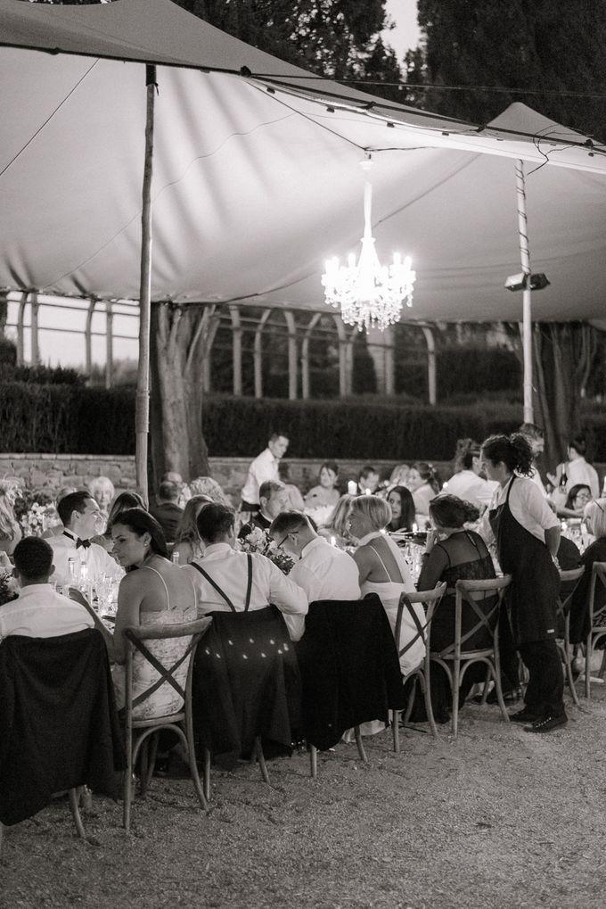 Wedding in Tuscany by Vera Wang Singapore - 043