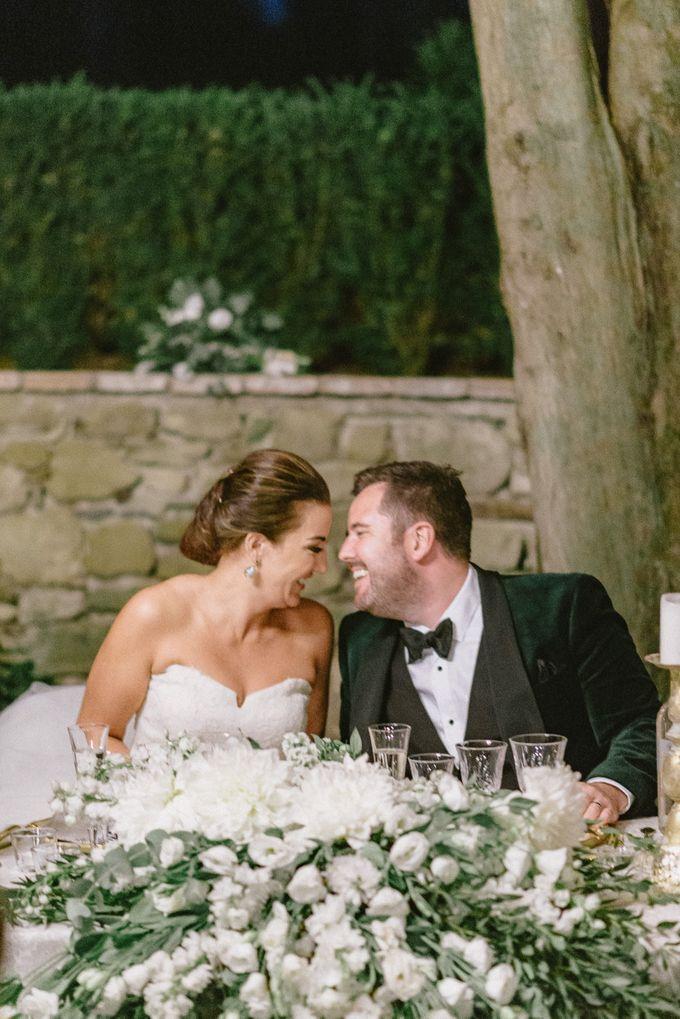Wedding in Tuscany by Elias Kordelakos - 044