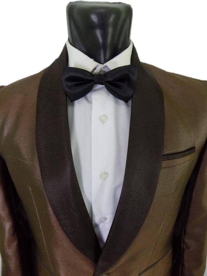 Tuxedo Coklat by Najifa Jas - 002