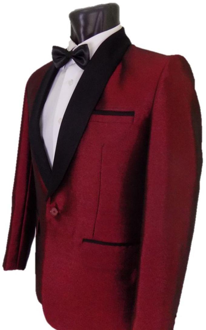 Tuxedo Merah Maroon by Najifa Jas - 007