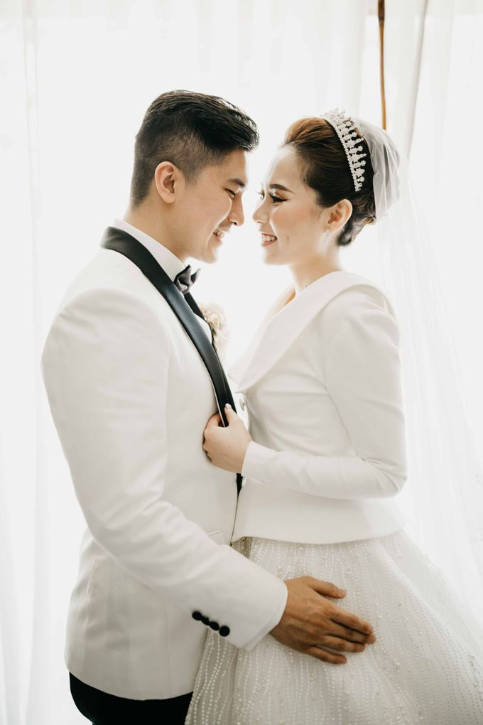 The Wedding of Michael Alinskie & Sherly Fausta by TurquoiSe Organizer - 034