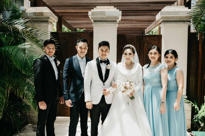 The Wedding of Michael Alinskie & Sherly Fausta by TurquoiSe Organizer - 035