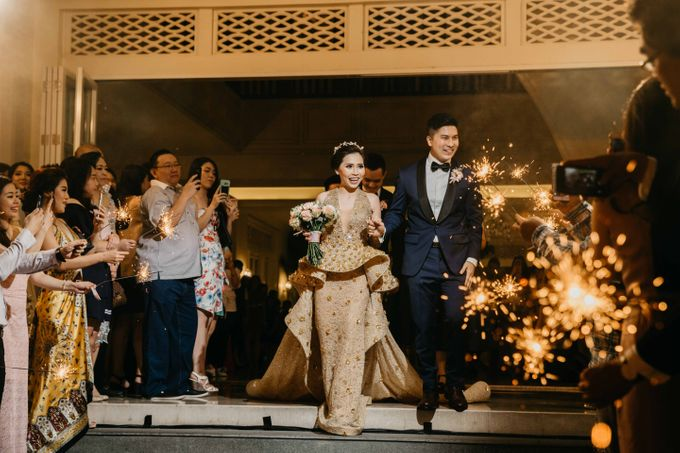 The Wedding of Michael Alinskie & Sherly Fausta by TurquoiSe Organizer - 041
