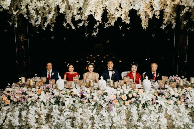 The Wedding of Michael Alinskie & Sherly Fausta by TurquoiSe Organizer - 043
