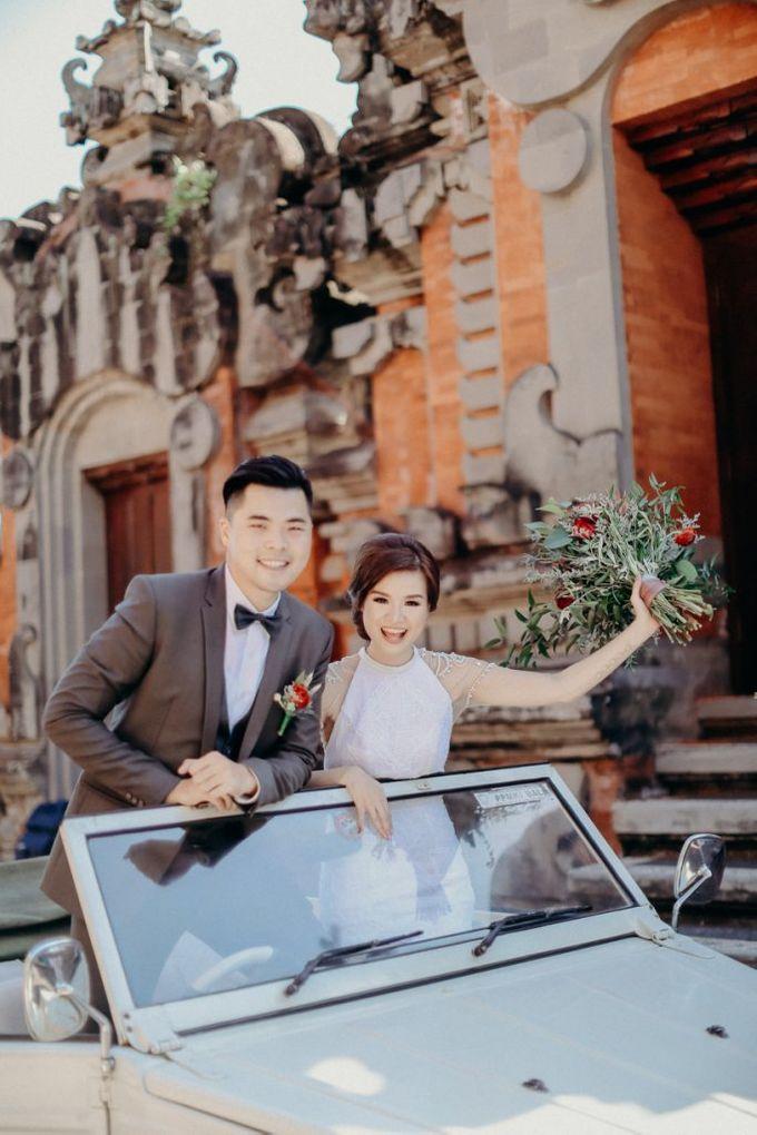 Bohemian Inspired Wedding in Bali by Nagisa Bali - 009