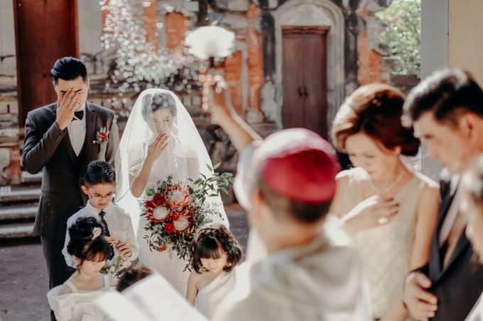 Bohemian Inspired Wedding in Bali by Nagisa Bali - 020