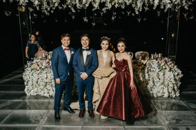 The Wedding of Michael Alinskie & Sherly Fausta by TurquoiSe Organizer - 046