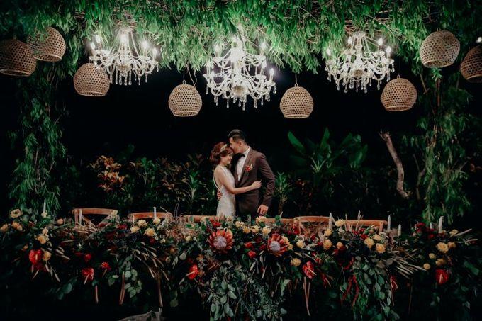 Bohemian Inspired Wedding in Bali by Nagisa Bali - 011