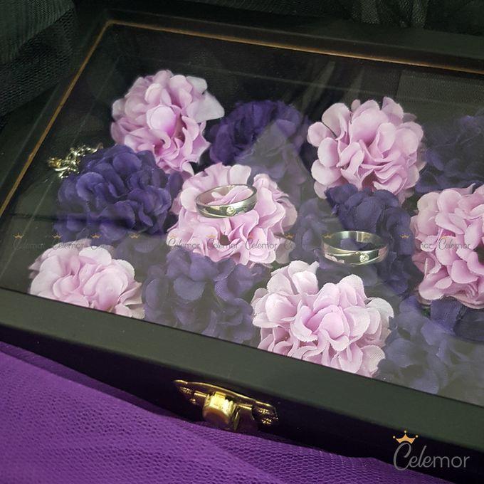 Top View box - Warna | Wedding Ring Bearer Box Indonesia - Celemor by Celemor - 001