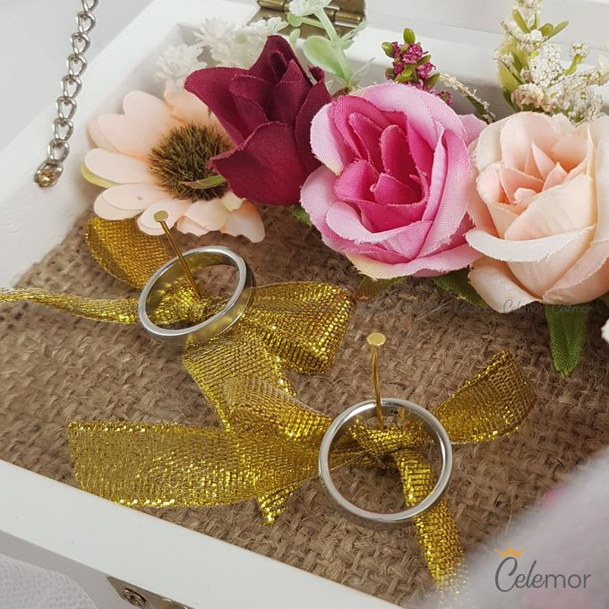 Top View box - Warna | Wedding Ring Bearer Box Indonesia - Celemor by Celemor - 007