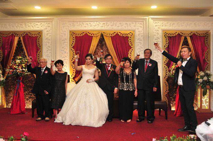 Franciskus & Yanti Wedding by DESPRO Organizer - 004
