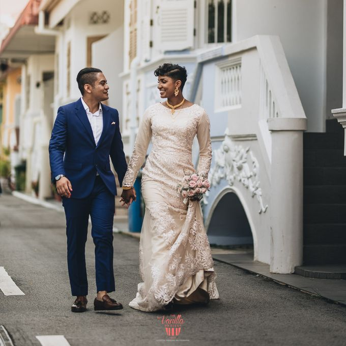 Khairi & Jeyasri Actual Day Wedding by The Vanilla Project - 022