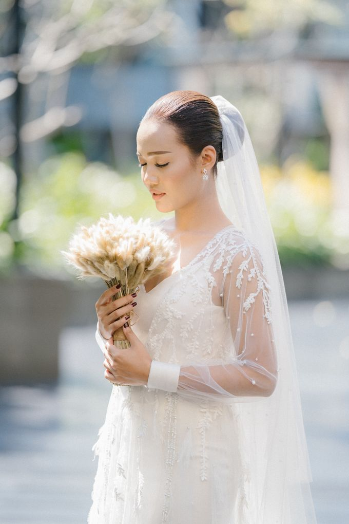 The Wedding of Calvin & Ling ling by Bali Yes Florist - 008