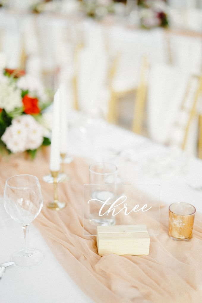 The Wedding of Calvin & Ling ling by Bali Yes Florist - 025