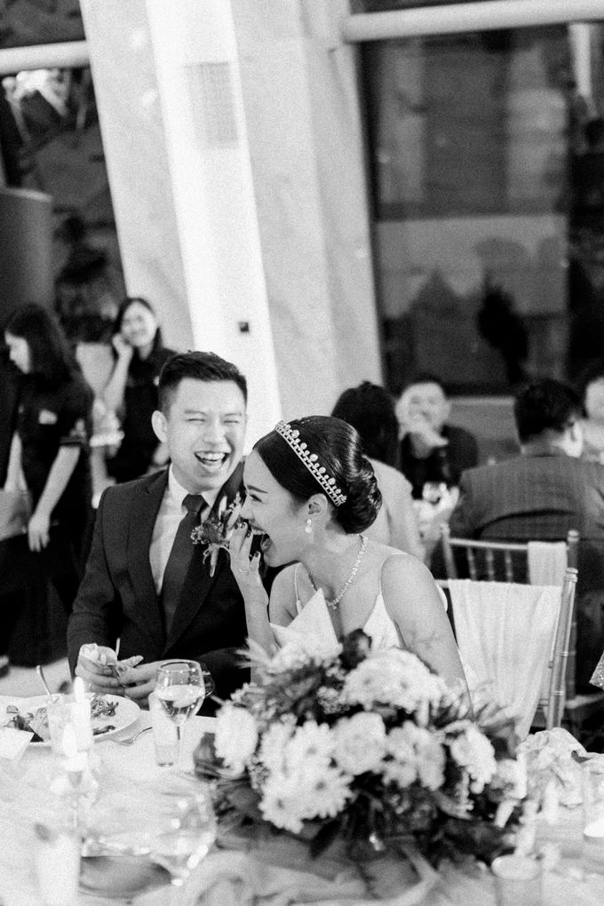 The Wedding of Calvin & Ling ling by Bali Yes Florist - 028