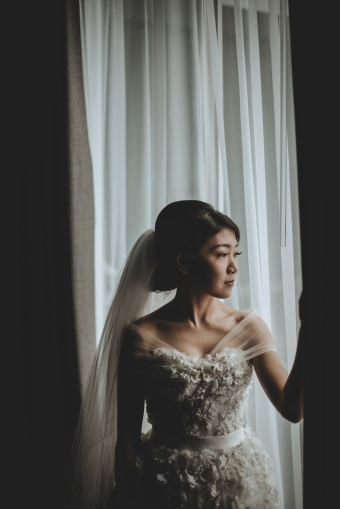 Agus & Lydia Wedding Day by Chroma Pictures - 018