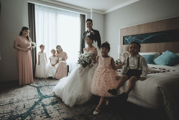 Agus & Lydia Wedding Day by Chroma Pictures - 037