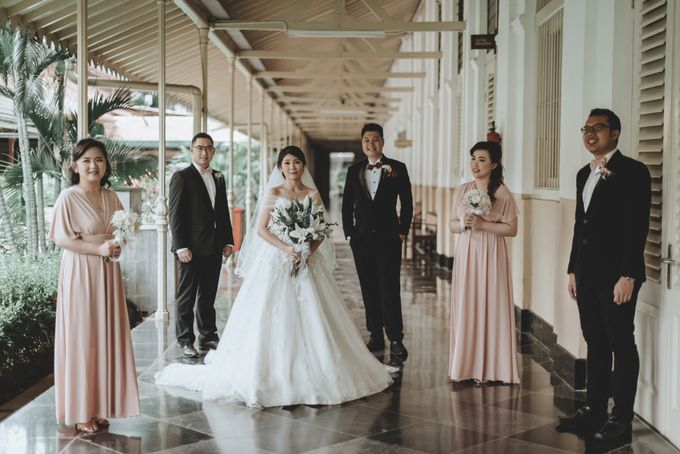 Agus & Lydia Wedding Day by Chroma Pictures - 040