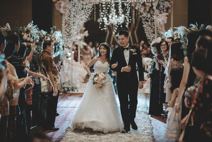 Agus & Lydia Wedding Day by Chroma Pictures - 001