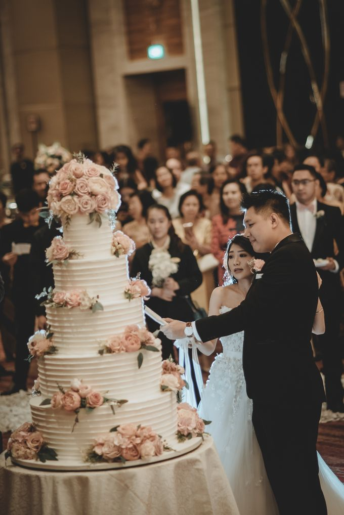 Agus & Lydia Wedding Day by Chroma Pictures - 048