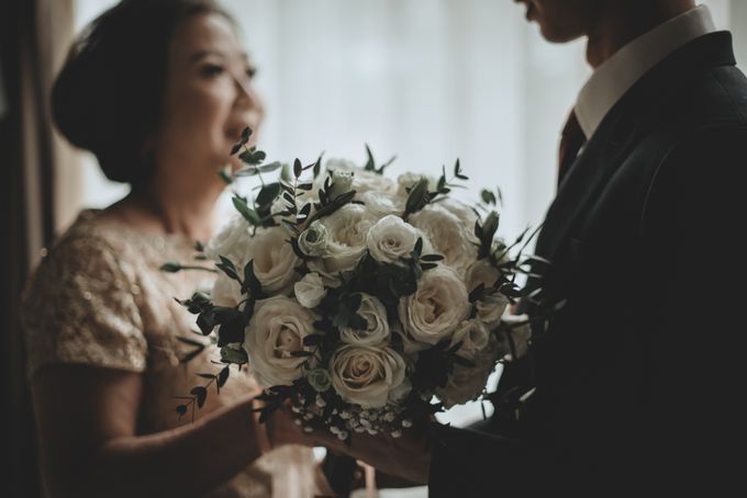 Angga & Ratna Wedding Day by Chroma Pictures - 017
