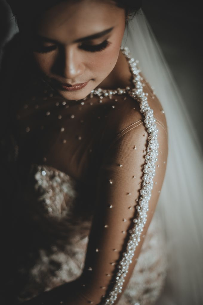 Angga & Ratna Wedding Day by Chroma Pictures - 024
