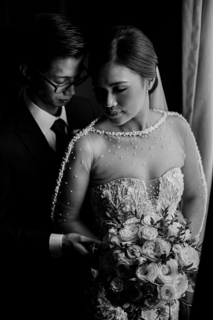 Angga & Ratna Wedding Day by Chroma Pictures - 038
