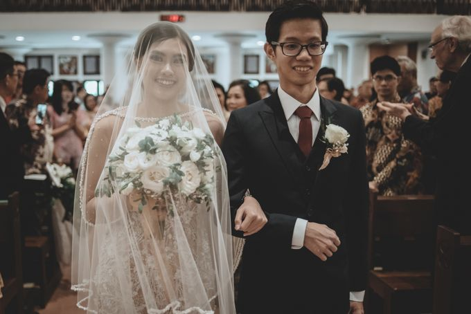 Angga & Ratna Wedding Day by Chroma Pictures - 045
