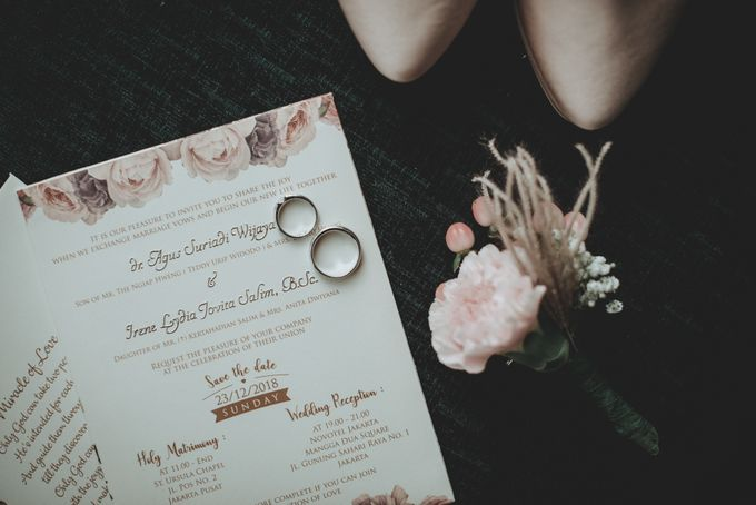 Agus & Lydia Wedding Day by Chroma Pictures - 007