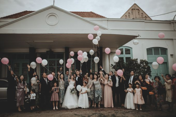Agus & Lydia Wedding Day by Chroma Pictures - 046