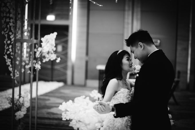 Agus & Lydia Wedding Day by Chroma Pictures - 047