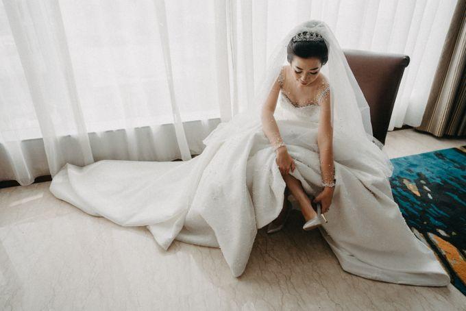 Weddingday Ricky & Inggrid by Topoto - 042