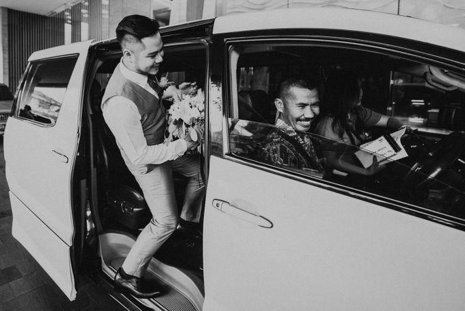 Weddingday Ricky & Inggrid by Topoto - 044