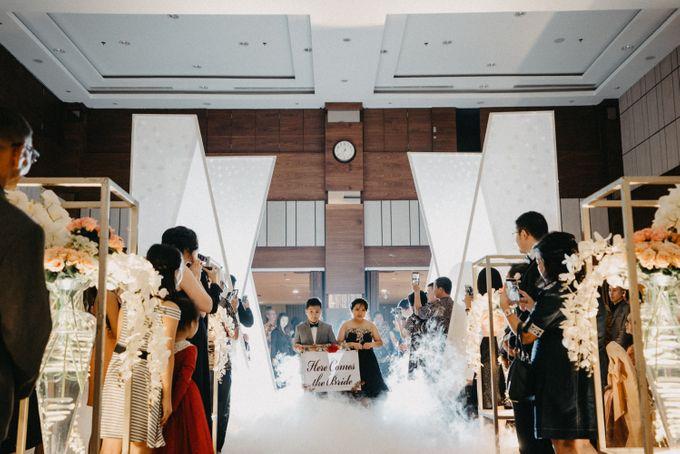 Weddingday Ricky & Inggrid by Topoto - 045