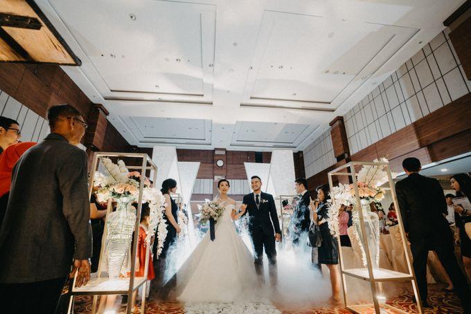 Weddingday Ricky & Inggrid by Topoto - 046