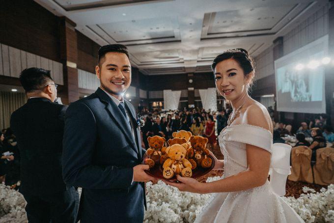 Weddingday Ricky & Inggrid by Topoto - 048