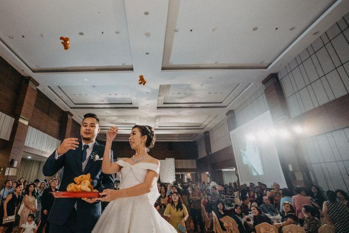 Weddingday Ricky & Inggrid by Topoto - 049